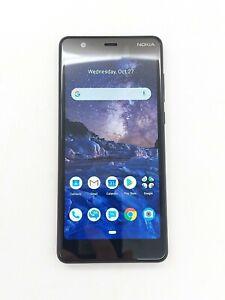 Nokia 3.1 A - 32GB - 8MP - Black (AT&T) *Check IMEI*