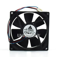 For Delta 9cm 12V Mute AUB0912L 0.15A Cooling fan