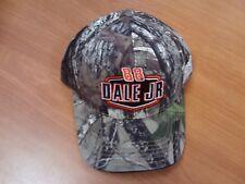 Dale Earnhardt Jr Junior #88 NASCAR Ball Cap Hat NEW Camo orange Hendrick