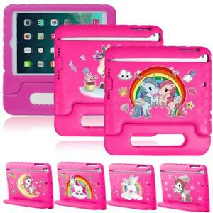 Unicorn Signs EVA Handle Stand Cover Cases For Apple iPad 2/3/4/Mini/Air/Pro 9.7