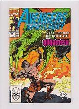 Marvel Comics! Avengers Spotlight! Issue 35!