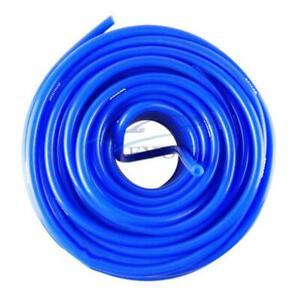 3MM Blue Universal Silicone  Car Engine Turbo Air Vacuum Hose/Line/Pipe/Tube 5M