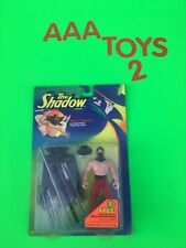 The Shadow Ninja Shadow with Rapid Strike Chop Action & Crossbow 1994 Kenner NEW