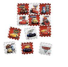 Disney Macchine 3 SQUADRA - Tappetino puzzle - LAVABILE/SICURO/pedagogico