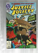 Justice Society of America (1992) 1   1ST JESSE QUICK!!  EXTREME HIGH GRADE!!