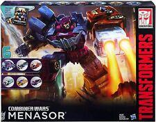Transformers Combiner Wars MENASOR Decepticon Action Figure 6 in 1 NEW
