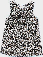 Jumper Leopard Print Corduroy Gymboree Winter School Girl size 4 New