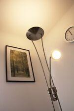 LED Deckenfluter Fluter Stehlampe Bodenleuchte Standlampe Leselampe Dimmbar