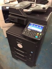 KYOCERA 2551CI COLOUR COPY NETWORK PRINT SCAN EMAIL USB - 207k total prints