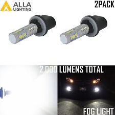 Alla 14-LED 6000K Pure White 880 Fog Light Bulb for GMC Chrysler Chevrolet Dodge
