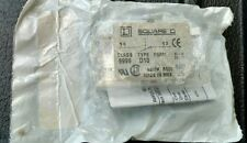 SQUARE D 08086 AUXILIARY CONTACT FOR 8910 DPA CONTACTOR,TYPE D10,CLASS 9999