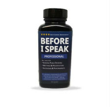 Before I Speak - PROFESSIONAL - Helps Control Nervousness & Social Anxiety