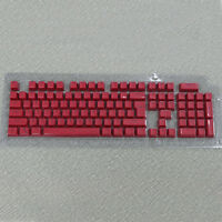 104Key-PBT Backlit Double-shot Keycaps for Cherry MX Switch Keyboard Brand New
