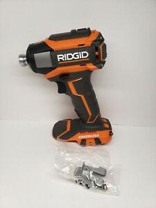 "Ridgid GEN5X brushless impact driver 1/4"" hex"