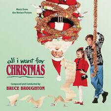 LE PLUS BEAU CADEAU DU MONDE (ALL I WANT FOR CHRISTMAS) - BRUCE BROUGHTON (CD)