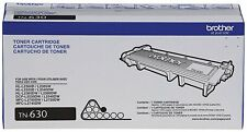 Brand New Brother Genuine OEM TN-630 Laser Black Toner Cartridge Sealed tn630