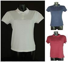 Kurzarm Mädchen-T-Poloshirts