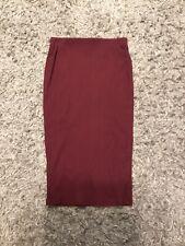 Old Navy Burgundy Skirt Size XS