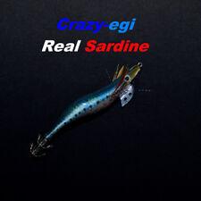 Crazy-egi Real Sardine Size 3.0