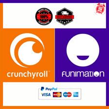 Crunchyroll + Funimation Premium Plus 5 years Warranty | Fast Delivery | best de