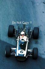 Ludovico Scarfiotti Cooper T86B Monaco Grand Prix 1968 Photograph