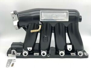 Aluminum Intake Manifold For Honda Civic Si 06-11 Acura TSX 04-08 K20Z3 K24A2