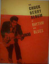 CHUCK BERRY Music & Noten Album 1958, 40 Seiten, Originaldruck englisch