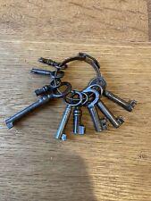 Antiker Schlüsselbund kleine Schlüssel Dekoration Schlüssel zum Herzen 2174.1