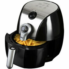 Tower 4.3L 1500W Digital Low Fat Air Fryer-Bake, grill, roast or fry-NEW