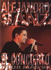 Alejandro Sanz: El Concierto Tour Mas 98