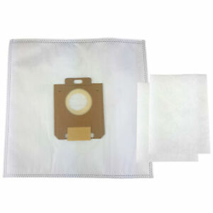 10 Vacuum Cleaner Bag Bags Suitable for Electrolux Zuoeco + Ultraone