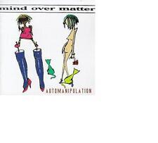Mind Over Matter-AUTO manipolazione/Wreck-Age Records CD 1995