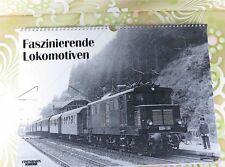 EISENBAHN KURIER - Wand-Kalender 2004 - Faszinierende Lokomotiven - #A10376