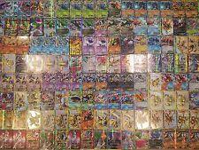 Pokemon EX 10 Card Lot : ALL EX, MEGA, BREAK or FULL ART