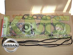 Genuine Nissan Complete Engine Gasket Kit - Skyline R34 25GT-t - RB25DET Neo 6