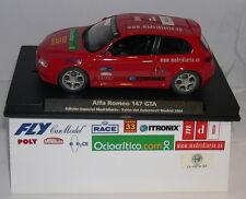 FLY 96046 ALFA ROMEO 147 GTA ED.ESPE. MADRIDIARIO SALON AUTOMOBIL MADRID'04  MB
