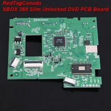 New XBOX 360 Slim Lite-On Unlocked DVD PCB Board DG-16D4S FW 9504 0225 0272 040