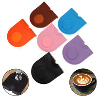 Manual Barista Coffee Espresso Latte Art Pen Tamper Holder Silicone Pad MatD$N