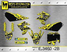 Moto StyleMX METRAKIT graphics decals kit MKX 65 Metrakit MKX 65