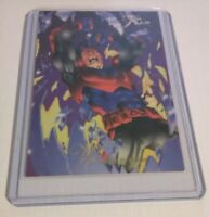 1994 Flair '94 WONDER MAN Marvel Comics X-MEN Trading Card #98 [Near Mint+ 9.8]