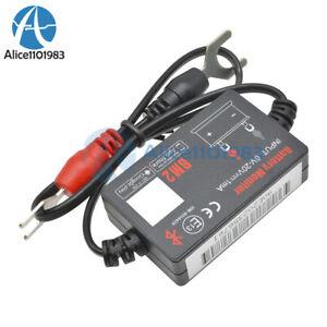 BM2 Battery Monitor Bluetooth 4.0 on Phone App Machine 6-20 12V Battery Tester