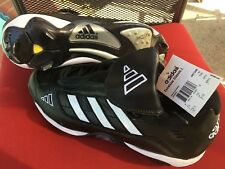 Adidas Excelsior BlackPro MetalLow Baseball Men's Shoes  Size 13.5