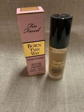 "Too Faced Born This Way Multi Use Concealer ""Cookie"" Full Size New In Box"
