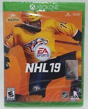 NHL 19 - (Microsoft Xbox One, 2018) Sealed New in box