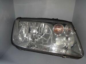 VW Bora 1J 1.9 TDI Scheinwerfer Licht Leuchte vorne rechts Hella 1EH963560