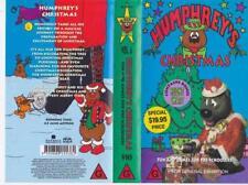 HUMPHREY 'S CHRISTMAS    VIDEO ~VIDEO  RARE  PAL