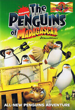 Family - The Penguins of Madagascar (DVD, 2009) (Bilingual) Comedy Animation
