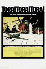 TORA! TORA! TORA! Movie POSTER 27x40 B Martin Balsam So Yamamura Joseph Cotten