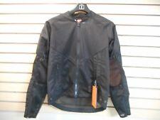NEW Genuine ICON Motorcycle Riding Mens Mesh AF Black Jacket - Medium 2820-4211
