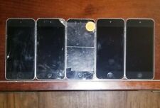 Lots 5 Apple iPod Touch 5th Generation - Broken For Parts A1421